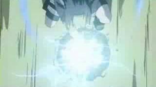 sasuke vs neji battle
