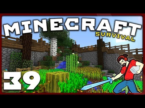 Minecraft Survival | A COP OF COFFEE! ☕ || [S01E39] Vanilla 1.12 Lets Play