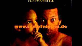 TONY WILSON - I like your style (Soul / Disco)