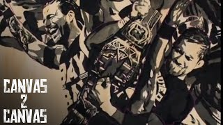 The Undisputed Era shocks the system! - Canvas 2 Canvas
