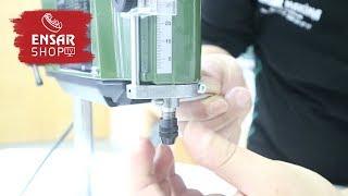 Mini Sütunlu Matkap Proxxon TBM 220& 39 yi Sizin İçin İnceledik