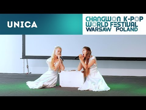 [☆1st☆] Akdong Musician (AKMU) - MELTED (얼음들) (Cover by UNICA @ K-POP World Festival 2018 Poland)
