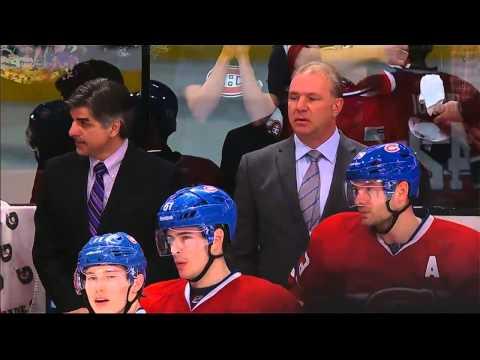 Eric Gryba Major Hit on Lars Eller ( Senators vs Canadiens Playoffs May 2, 2013) NHL H