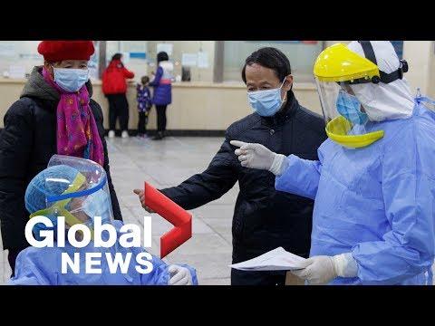 Coronavirus outbreak: Confirmed