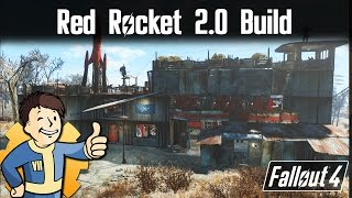Fallout 4 Red Rocket 2.0 Build