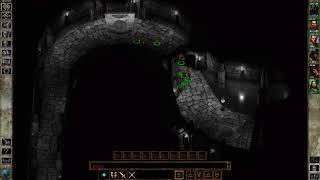 Icewind Dale gameplay #13 - Smocze Oko cz.7 -Drobna pomyłka(PC)[HD](PL)