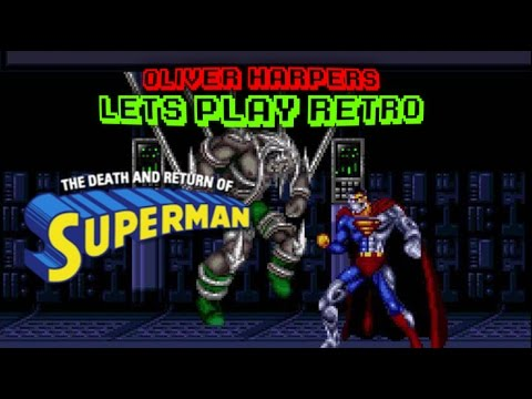 Death and Return of Superman (SNES) - Let