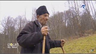 Izolaţi în România: Cătunele Sfortea, Plai, Badai, din judeţul Alba (@TVR1)