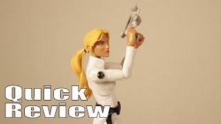Quick Review Marvel Legends Sharon Carter