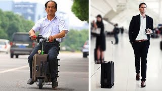SMART LUGGAGE YOU WOULD LIKE TO HAVE