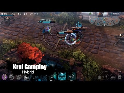 VainGlory Game : Krul