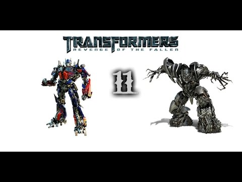 Transformers: Revenge of the Fallen (Wii/PS2) Ep. 11