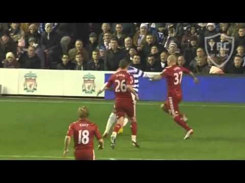 Daniel Agger and Martin Skrtel | Liverpool FC | 2012/2013