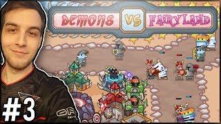 NOWA ULUBIONA WIEŻYCZKA?! - Demons vs Fairyland #3