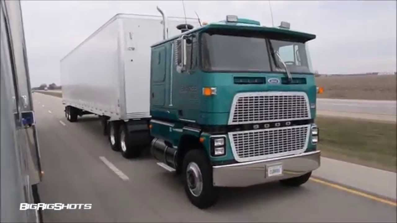 Ford Cl 9000 Youtube