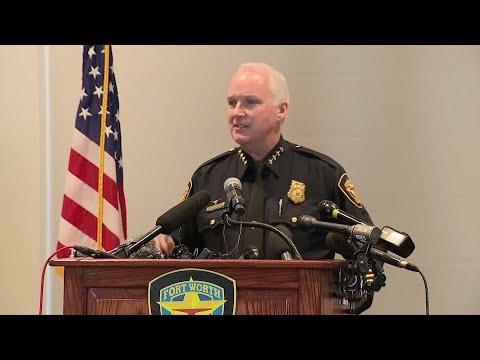 Police chief: 'No excuse' for black woman's death