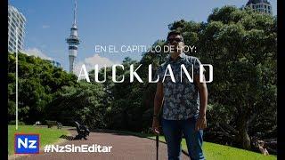 AUCKLAND - despedida de Chile y la llegada a Nueva Zelanda.
