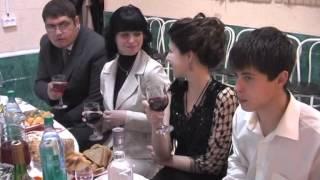 Свадьба в Алдане 2008 Алексей и Анастасия 2 Горько