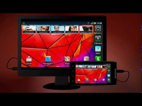 Motorola RAZR y RAZR MAXX con regalo de cable HDMI en Yoigo