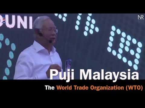 [Video] Tuduhan Malaysia akan bankrap adalah tidak logik - Najib Razak