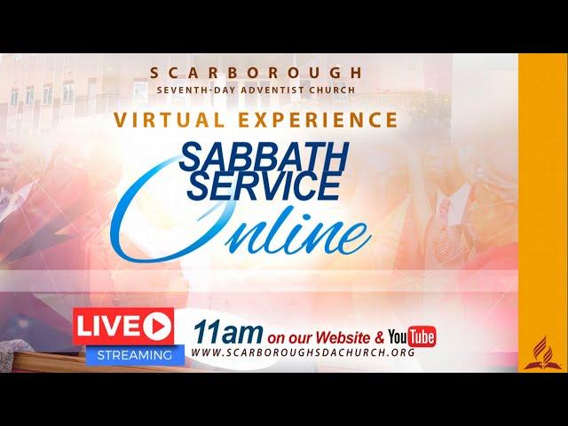 Sabbath Service    February 27, 2021