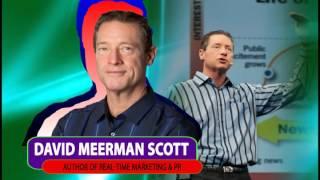 David Meerman Scott - Marketing and the Grateful Dead - interview -Goldstein on Gelt - August 2012