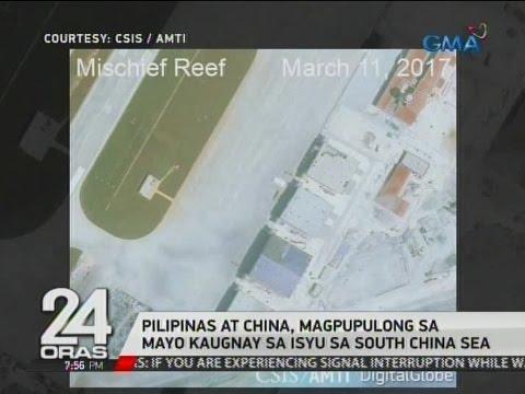 DFA, itinangging hinihingi ng China ang sovereign rights sa mga teritoryo sa S. China Sea
