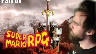 Super Mario RPG Longplay Live #1 (SNES)