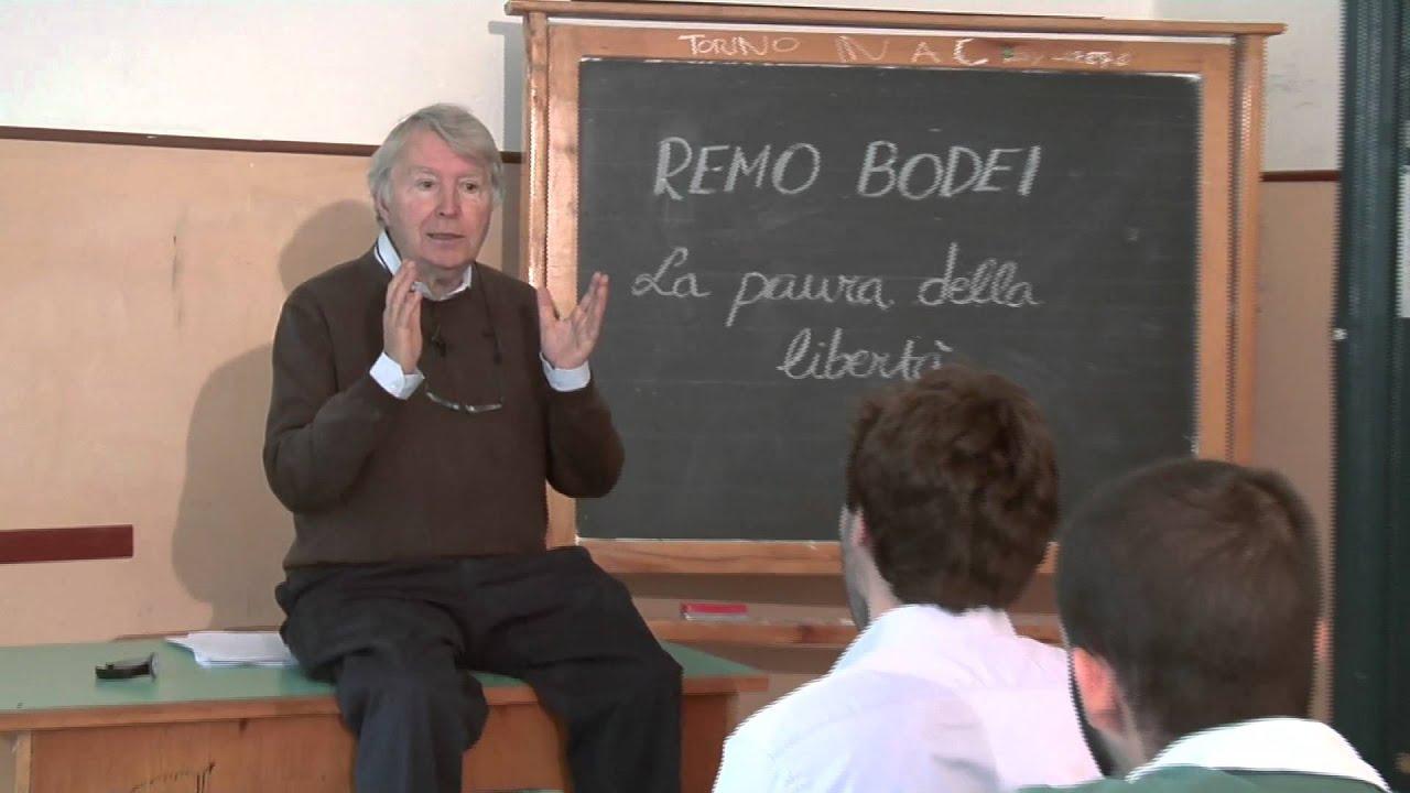 Remo Bodei Incontra Gli Studenti Del Lucrezio Caro Di Roma Parte 1 Video Di Maria Teresa De