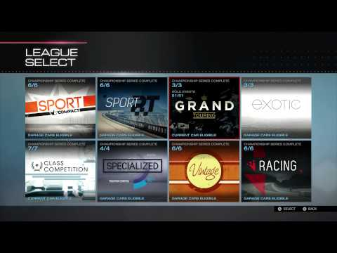 Forza Career Minded and Long Beach 101 Achievements