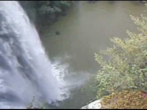 lakhaniya dari waterfall chunar THE PATALPAANI OF U.P. 9