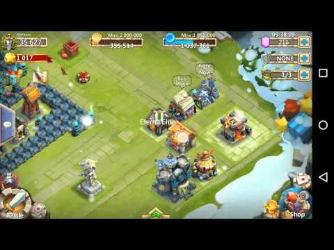 Castle Clash  MESA 4 REWARDS ARE CRAP!!