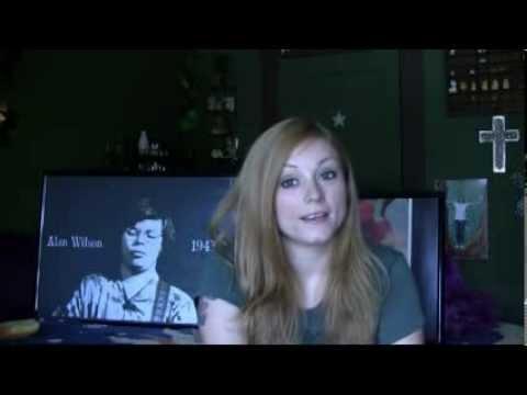 Alan Blind Owl Wilson Fan Biography