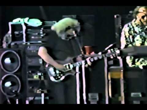Grateful Dead 4-27-91 Sam Boyd Silver Bowl Las Vegas NV