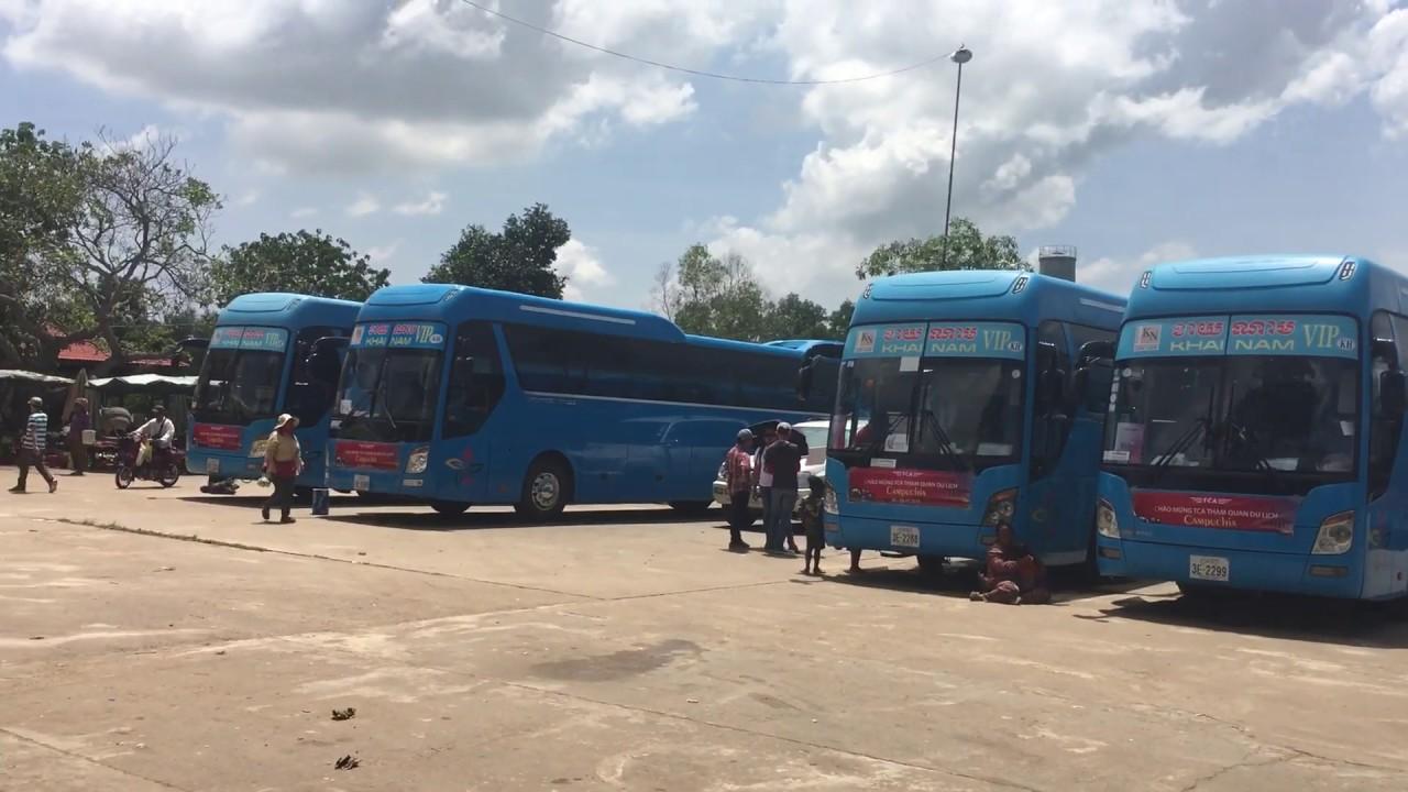 khám phá Campuchia cùng du lich KHẢI NAM, Cambodia Tourist by Khainam bus