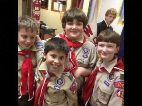 My Scouting Life by Andrew Mr. Rosas