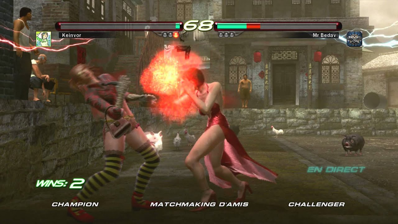 Tekken 6 matchmaking Wellington dating