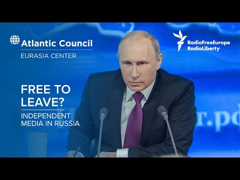Free to leave? Independent media in Russia