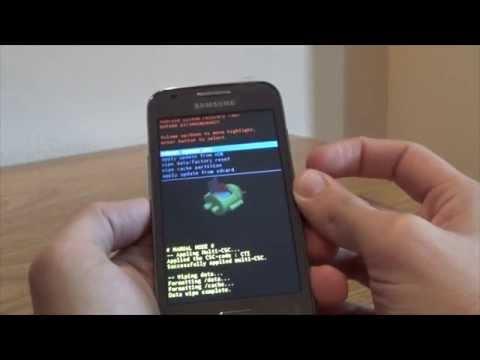 Reseteo de Fabrica o Hard Reset Samsung Galaxy Ace 4 (G313MU)