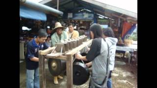 Kulintangan - Traditional Malaysian Instrument