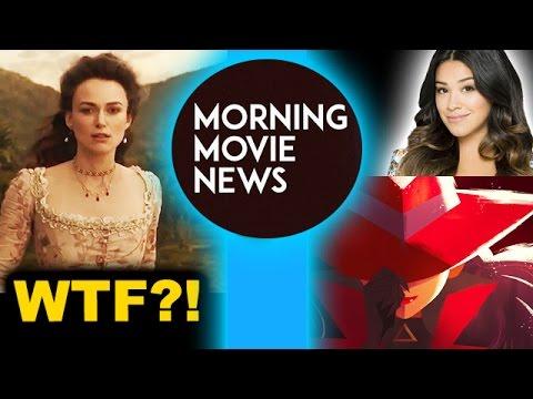 Pirates of the Caribbean 5 reveals Keira Knightley, Carmen Sandiego on Netflix