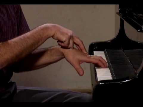 Die Kunst klavier zu spielen