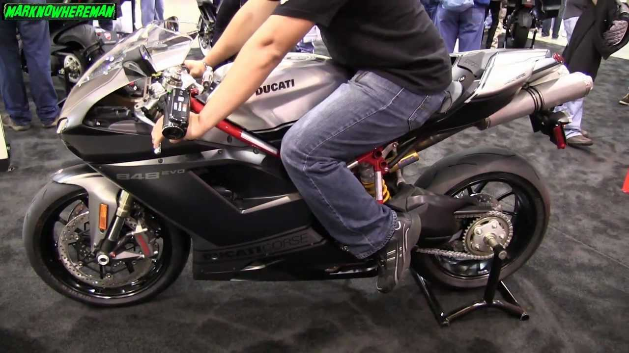 2013 Ducati 848 EVO Limited Special Edition - Walk Around Video ...
