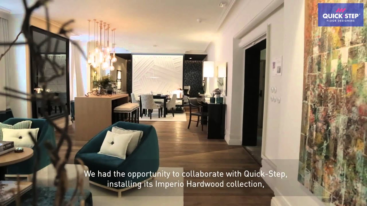 Casa Decor 2015: Designer Marisa Gallo About The Importance Of A Floor In  Your Interior   YouTube