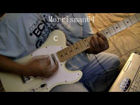 Staple Singers I'll Take you there - Guitar Cover