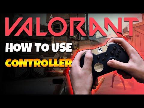 Valorant | How To Use Controller (TUTORIAL) ReWASD