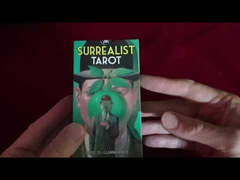 Surrealist Tarot vidéo