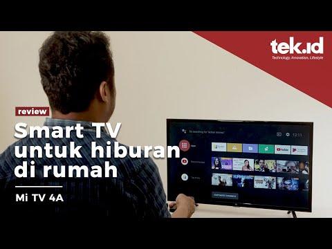 Review Smart TV Xiaomi, Mi TV 4A