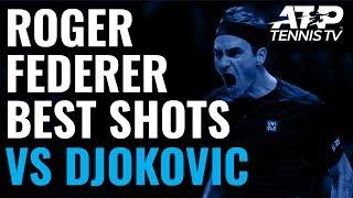 Roger Federer Best ATP Points vs Djokovic