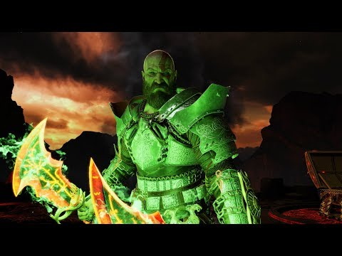 God of War - Sutr's Hidden Trial: Guantlet - Traveller Set: Vitality Build (Give Me God of War)